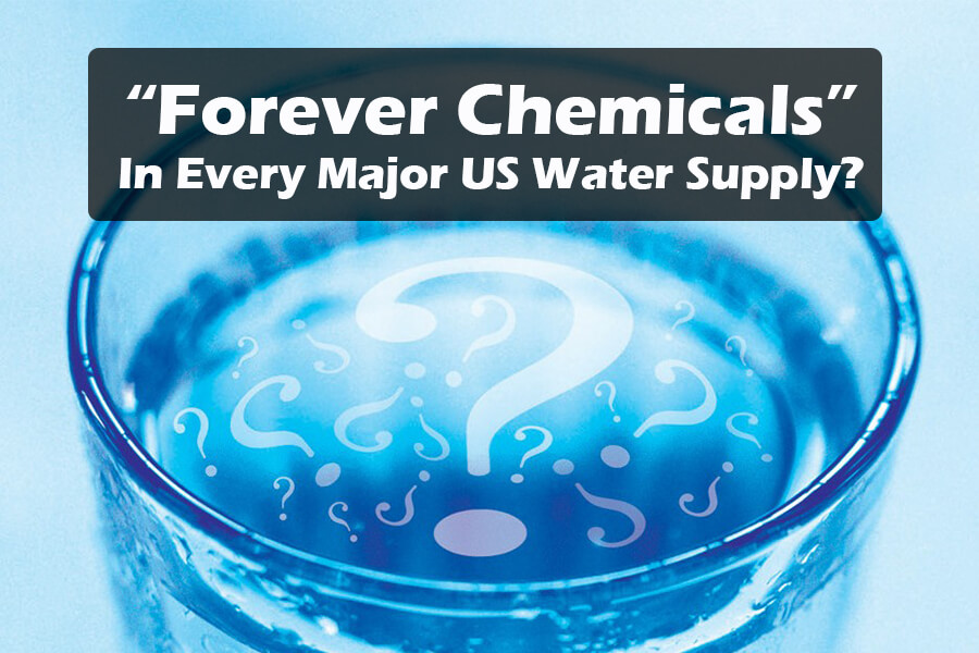 forever chemicals pfas in us drinking water