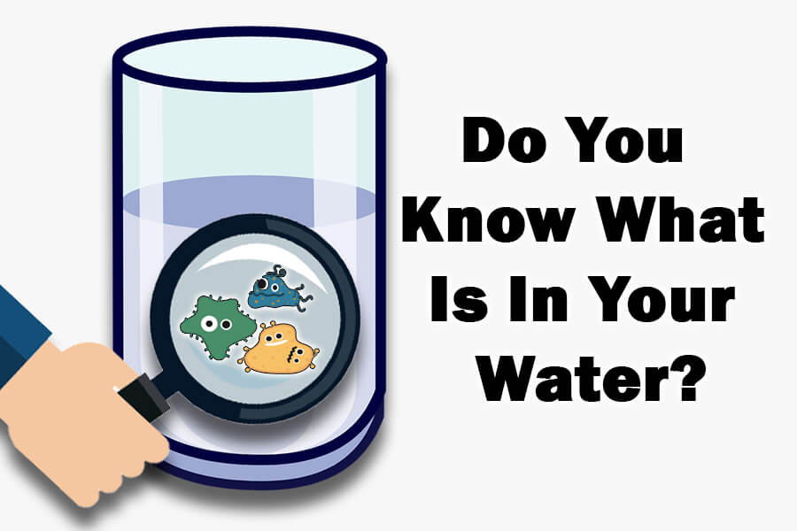 what is in your drinking water