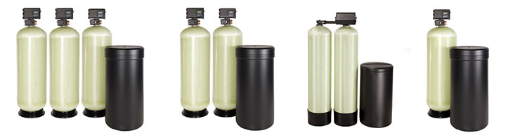 commercial water softener systems