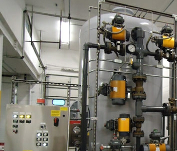 Industrial Water Softeners And Custom Systems Robert B
