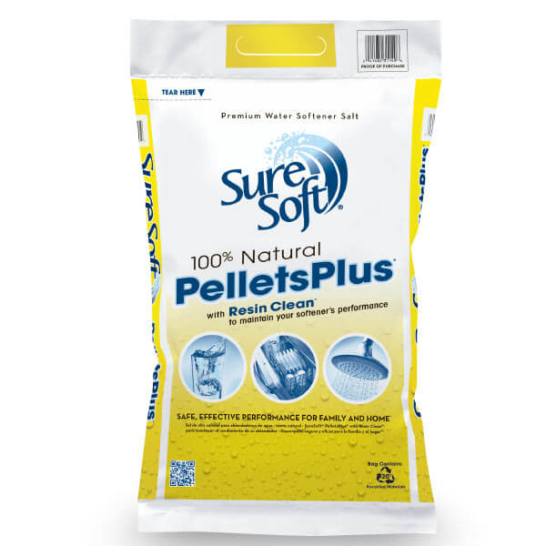 pellet Salt for water softener