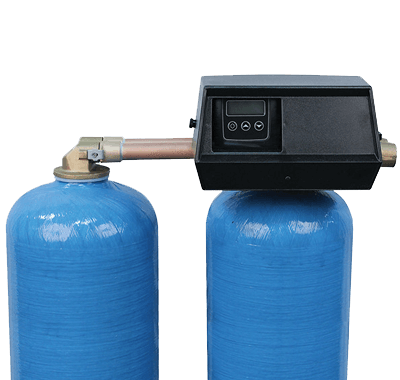 fleck 5900 valve water softener