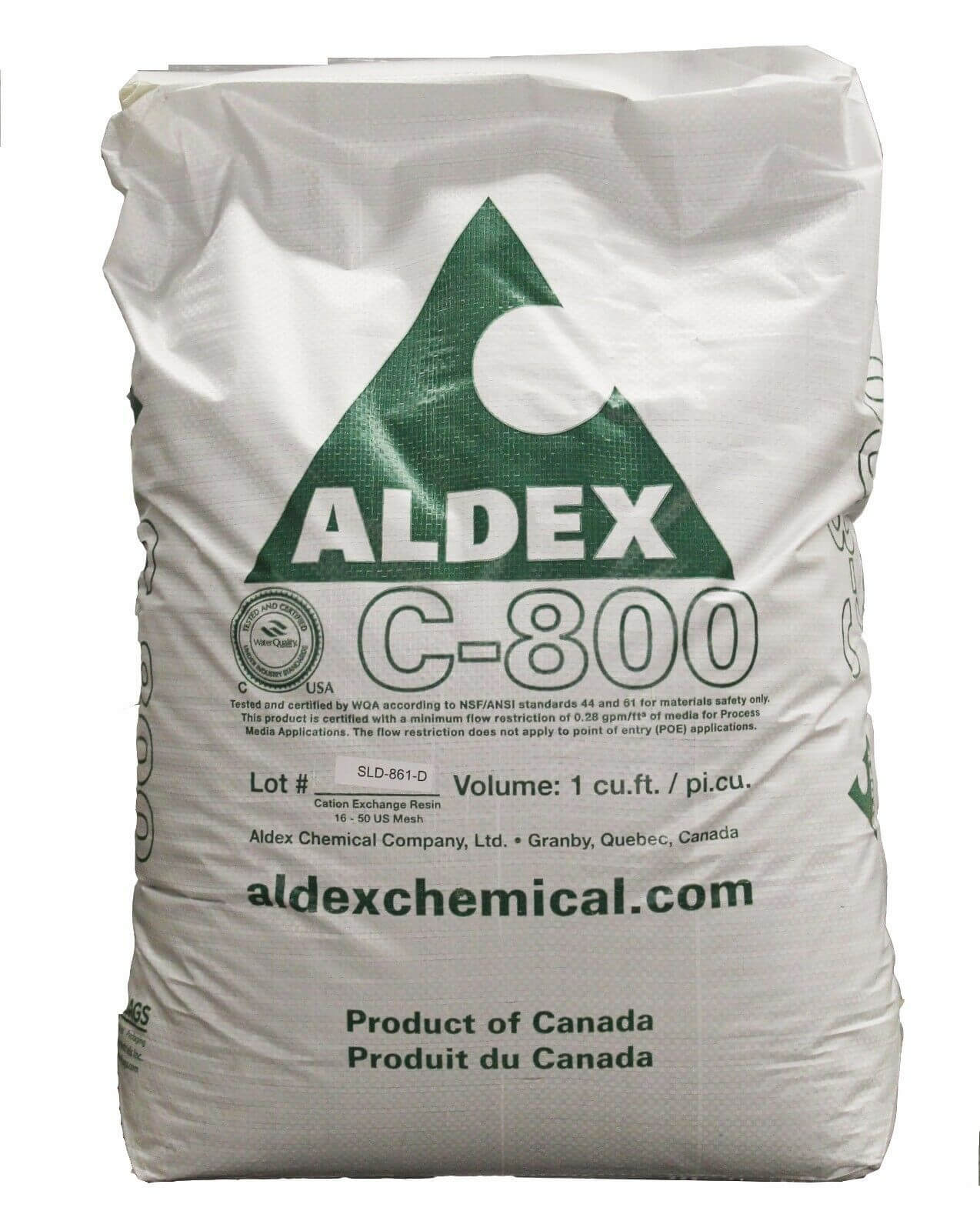 Alldex 800 resin