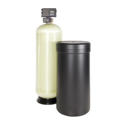 Single - Fiberglass - HICAP Series - Commercial Water Softener by Robert B. Hill Co.