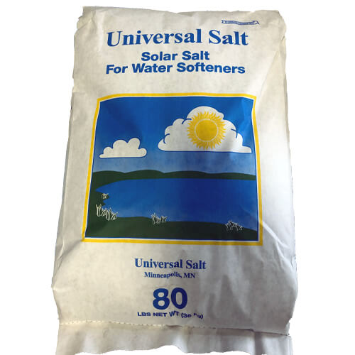 solar Salt for water softener