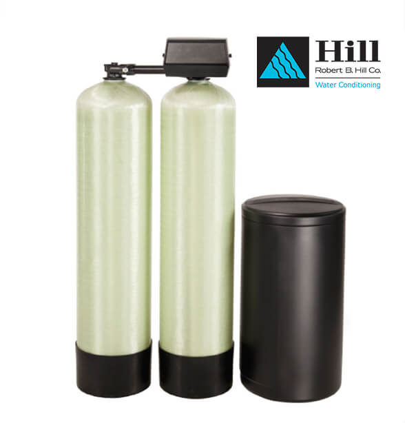 Steamprep Series commercial water softener